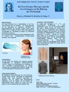 Studie: Die FaceFormer-Therapie und die Auswirkungen auf die Haltung der Wirbelsäule