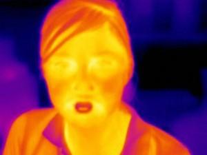 Thermographie nach 3 Übungen