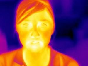 Thermographie nach 20 Übungen