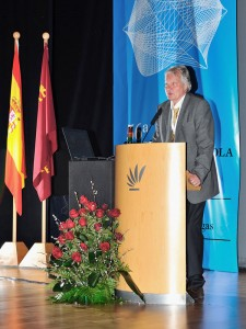 Dr. Klaus Berndsen als Referent beim Internationalen KFO-Kongress in Murcia/Spanien